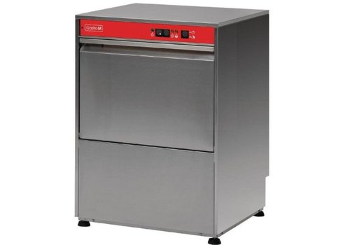 Gastro-M Lave-vaisselle | 400 volt | 820(H) x 600(L) x 625(P)mm
