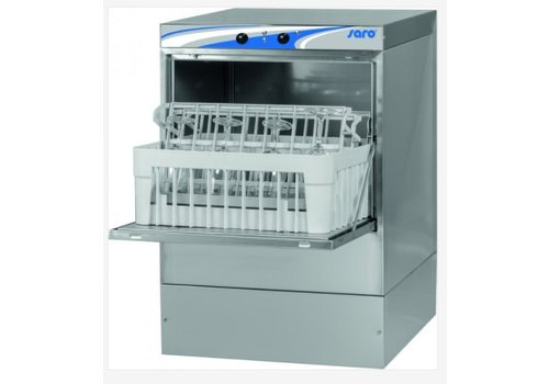 Saro Lave-vaisselle | acier inoxydable | 2, 8kW | L 470 x P 510 x 710 H mm