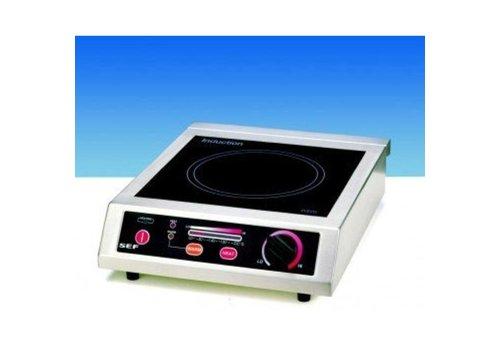 Saro Plaque à induction | Coldfire 25 CT |328 x 422 x h 100 mm