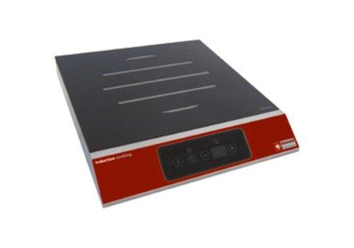 Diamond Plaque à induction 3 kW | Touches tactiles