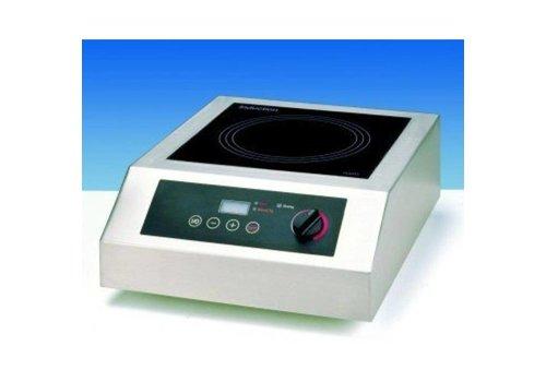 Saro Plaque à induction modele | Coldfire 35 CT | B 385 x P 520 x H 177 mm | 230 V