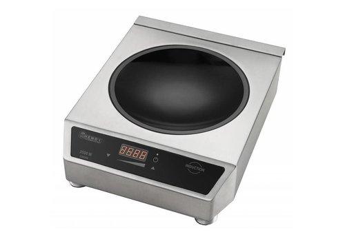 Hendi Plaque de cuisson a induction | 3500W | 230V | 340x450x(h)120 mm