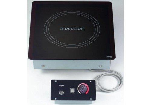 Saro Plaque à induction à intégrer | 2000Watt
