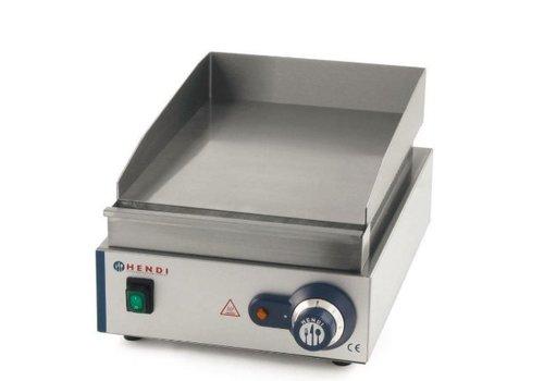 Hendi Plaque de cuisson   Grill   Lisse   330 x 270 mm