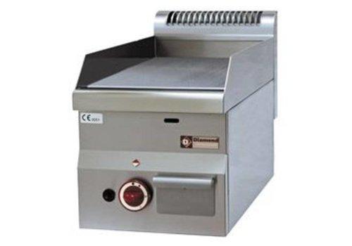 Diamond Plaque de cuisson lisse   gaz   300 x 600 x 400 mm  