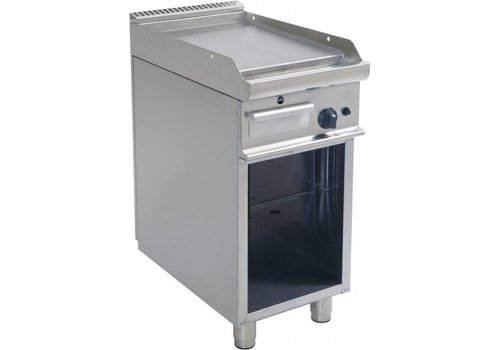 Saro Plancha à gaz   400 x 700 x 850 mm   6 KW  