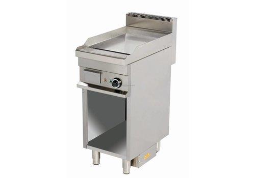 Combisteel Plaque Grill lisse | électrique | 400 x 700 x 900 mm |
