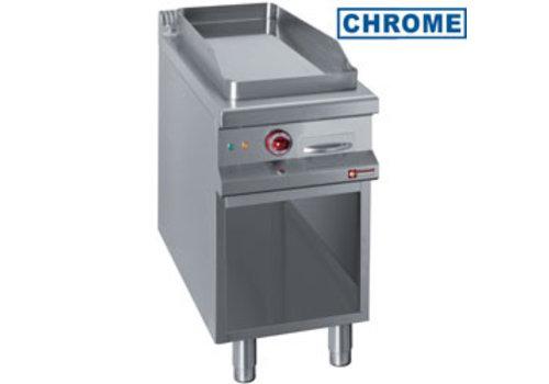 Diamond Plaque de cuisson lisse | électrique | Chromée | 400 x 900 x 920 mm |