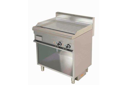 Saro Plaque chauffante |électrique | 400 x 700 x 850 mm |