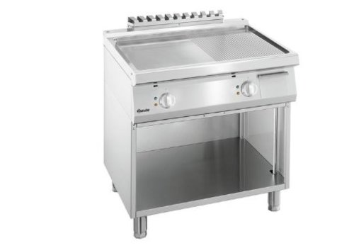 Bartscher Plaques grill | acier | 800 x 700 x 850 mm |