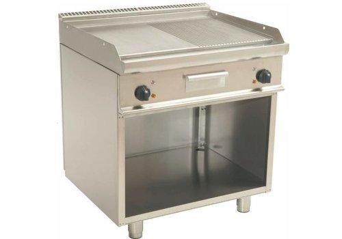 Saro Plaque chauffante | électrique | 800 x 700 x 850 mm |