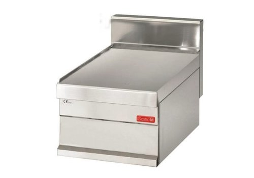 Gastro-M Plan de travail avec tiroir   inox   650 x 400 x 280 mm  