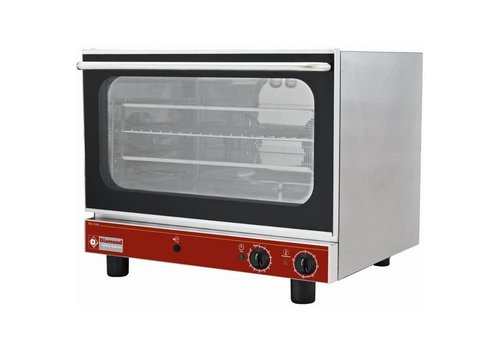 Diamond Electric convection oven, 4x 600x400 mm | manual humidifier