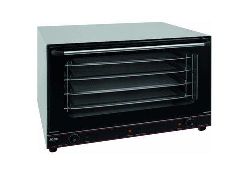Saro Convection oven Bakery | Model RIMINI | L 835 x P 780 x H 590 mm | 6,4 kW | 50 - 300 ° C
