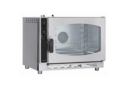 Combisteel Four a convection 5X1/1GN | 870 x 730 x 600 mm | 6,3 kW