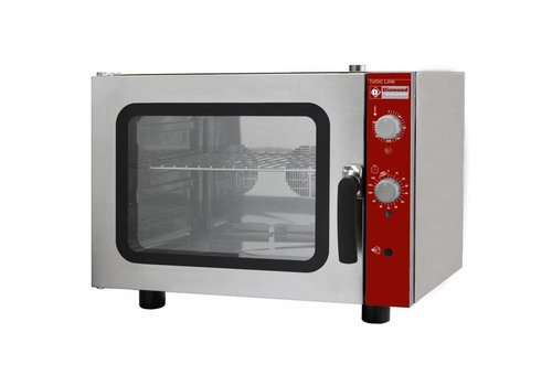Diamond Electric convection oven, 4x GN 2/3 + manual humidifier