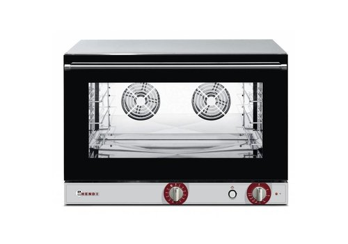 Hendi Four de boulangerie et de patisserie 400 V | 0-280 ° C |