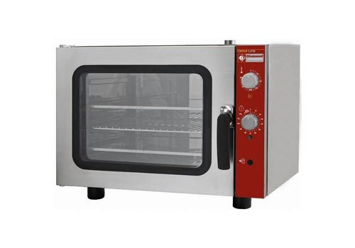 Diamond Convection oven | electric 4x 433x333 mm with humidifier