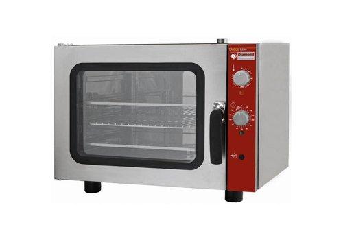 Diamond Four convection oven   électrique   humidificateur   4x 433x333 mm    