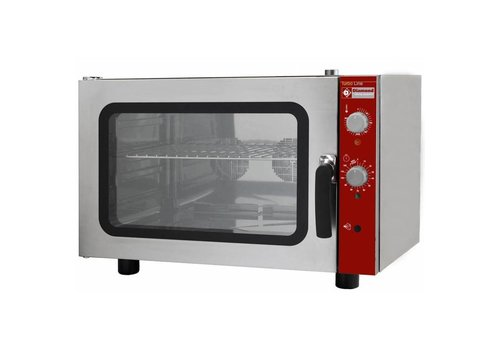 Diamond Electric convection oven , 4x GN 1/1 + manual humidifier