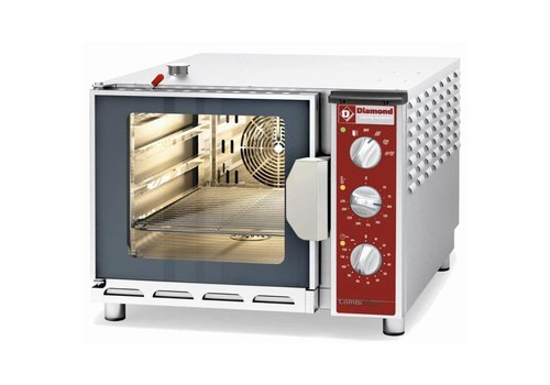 Diamond Electric oven steam-convection, 4x GN 1/1