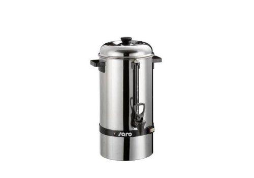 Saro Percolateur 6.75L pour 40 tasses de café