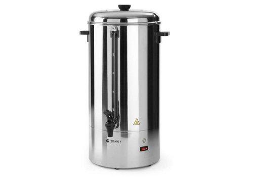 Hendi Percolateur 6L pour 40 tasses de café