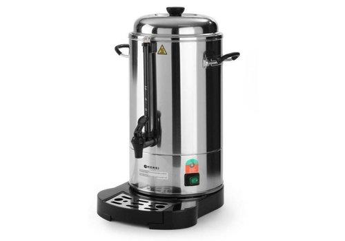Hendi Percolateur à Double Paroi | 6 Litres | 40 tasses de café