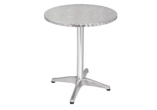 Bolero Table bistro ronde 600mm