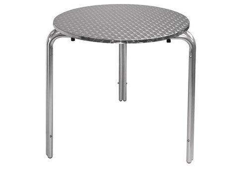 Bolero Table bistro ronde 700mm