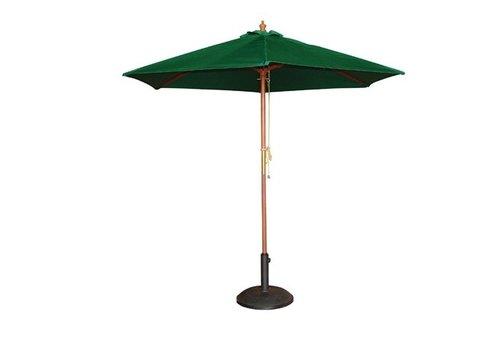 Bolero Parasol rond vert 2,5m