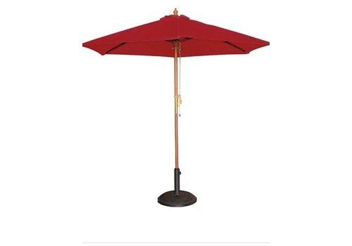 Bolero Parasol rond  3m rouge