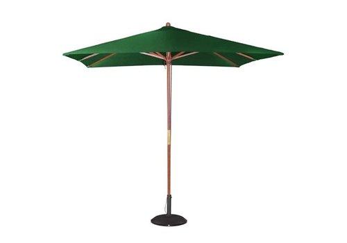 Bolero Parasol carré 2,5m vert