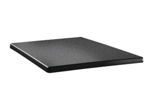 ProChef Plateau de table carré Classic anthracite