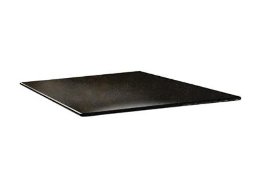ProChef Plateau de table carré Smartline cyprus metal