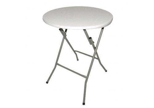 Bolero Table Ronde Pliante | 60 cm