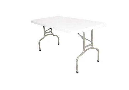Bolero Table Rectangulaire Pliante | 152 cm