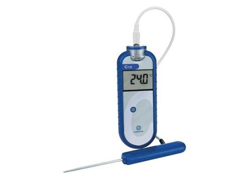ProChef Thermomètre numérique avec sonde amovible | -40 ° C à + 125 ° C