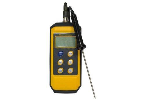 Hendi Thermomètre résistant aux chocs avec sonde | -50 ° C à 300 ° C
