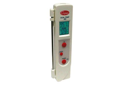Bartscher Thermomètre avec sonde | -55 ° C à 330 ° C