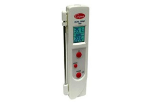 Cooper Atkins Thermomètre infrarouge | Dualtemp + Capteur