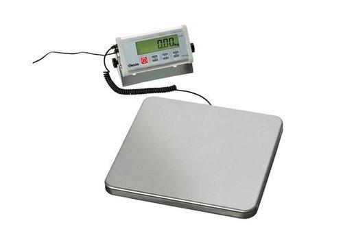 Bartscher Balance Digitale | Acier inoxydable | 150Kg |