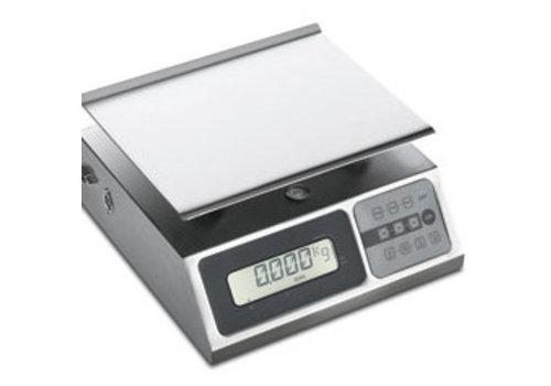 Diamond Balance en Inox / Capacité 10 kg