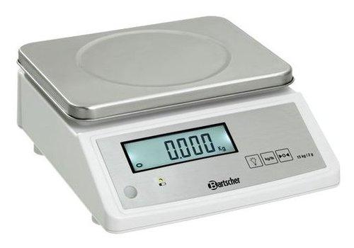 Bartscher Balance Cuisine | Capacité 15kg