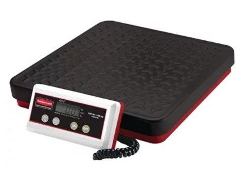 Rubbermaid Balance de Réception Digitale | Capacité 68kg