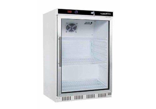 Combisteel Réfrigérateur avec porte vitrée Wouter