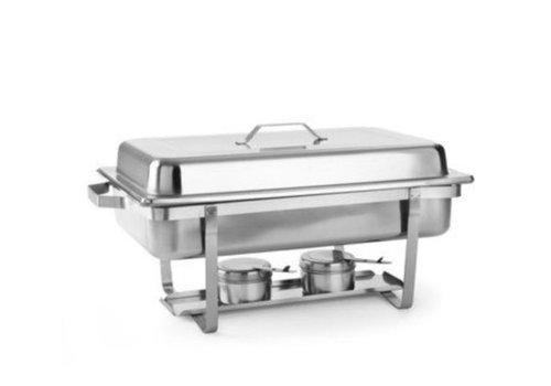 Hendi Chafing dish | 1/1 |  600 x 358 x 295 mm