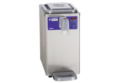 Diamond Machine réfrigérée à chantilly | Inox | Cuve de 6L