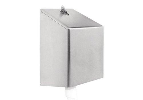 Jantex Distributeur essuie-mains | Acier inoxydable