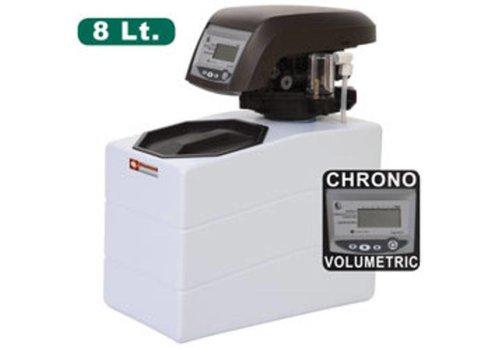 Diamond Adoucisseur d'eau chrono-volumétrique, 8 Lit,